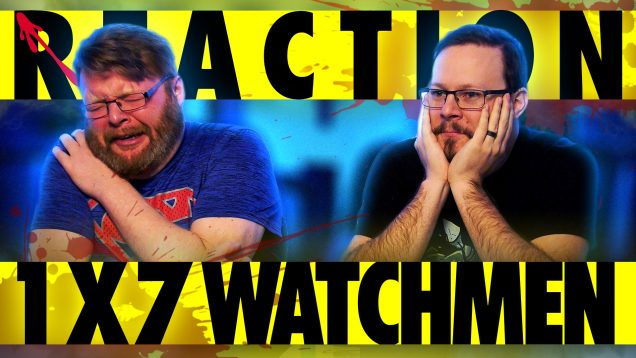 Watchmen 1×7 Reaction Thumbnail