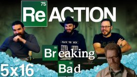 Breaking Bad 5×16 Reaction EARLY ACCESS