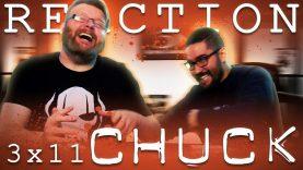 Chuck 3×11 Reaction EARLY ACCESS