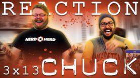 Chuck 3×13 Reaction EARLY ACCESS