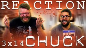 Chuck 3×14 Reaction EARLY ACCESS