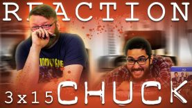 Chuck 3×15 Reaction EARLY ACCESS