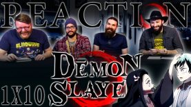 Demon Slayer 1×10 Reaction EARLY ACCESS