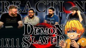 Demon Slayer 1×11 Reaction EARLY ACCESS