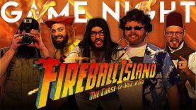 Fireball Island Game Night EARLY ACCESS
