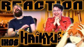 Haikyuu 1×8 Reaction EARLY ACCESS