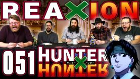Hunter x Hunter 51 Reaction EARLY ACCESS