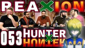 Hunter x Hunter 53 Reaction EARLY ACCESS