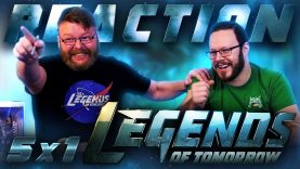 Legends of Tomorrow 5×1 Reaction
