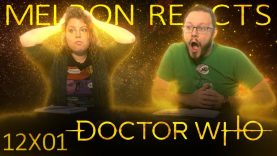 MELRON REACTS: Doctor Who 12×1