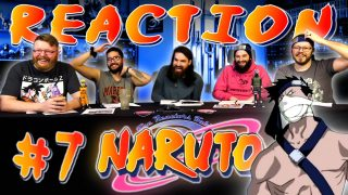 Naruto 07 Reaction EARLY ACCESS
