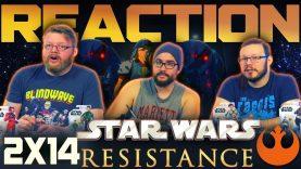 Star Wars Resistance 2×14 Reaction