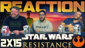 Star Wars Resistance 2×15 Reaction