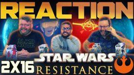 Star Wars Resistance 2×16 Reaction