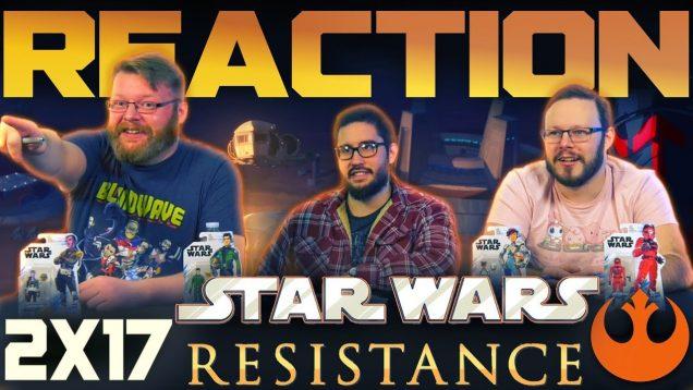 Star Wars Resistance 2×17 Reaction