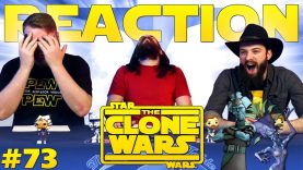 Star Wars: The Clone Wars 73 Reaction EARLY ACCESS