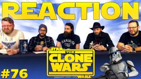 Star Wars: The Clone Wars 76 Reaction EARLY ACCESS