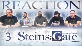 Steins Gate 03 Reaction EARLY ACCESS