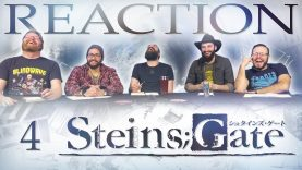 Steins Gate 04 Reaction EARLY ACCESS
