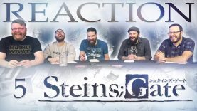 Steins Gate 05 Reaction EARLY ACCESS