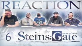 Steins Gate 06 Reaction EARLY ACCESS