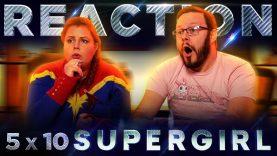 Supergirl 5×10 Reaction