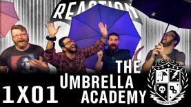 The Umbrella Academy 1×1 Reaction EARLY ACCESS