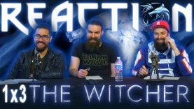 The Witcher 1×3 Reaction EARLY ACCESS