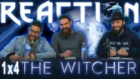 The Witcher 1×4 Reaction EARLY ACCESS
