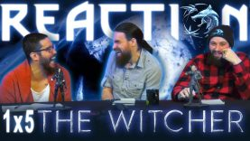 The Witcher 1×5 Reaction EARLY ACCESS