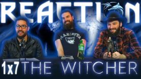 The Witcher 1×7 Reaction EARLY ACCESS