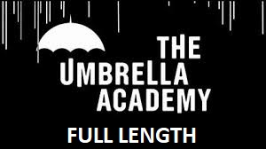 umbrealla academy full length icon