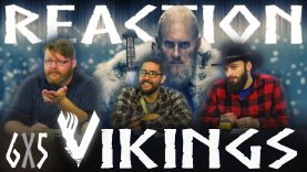 Vikings 6×5 Reaction