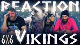 Vikings 6×6 Reaction