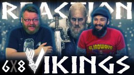 Vikings 6×8 Reaction