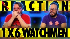 Watchmen 1×6 Reaction EARLY ACCESS