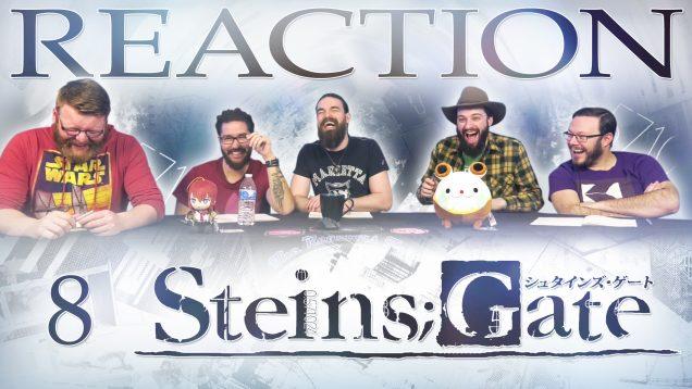 Steins Gate 8