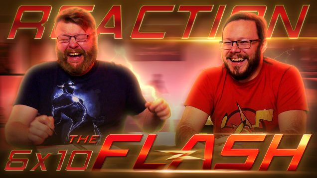 The Flash 6×10 Reaction Thumbnail