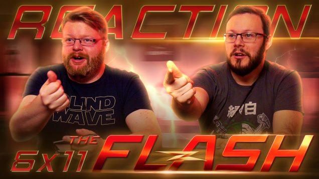 The Flash 6×11 Reaction Thumbnail