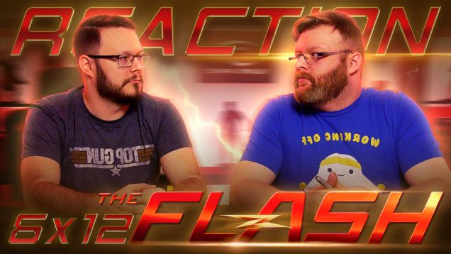 The Flash 6×12 Reaction Thumbnail