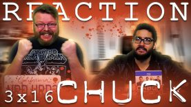Chuck 3×16 Reaction EARLY ACCESS