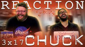 Chuck 3×17 Reaction EARLY ACCESS