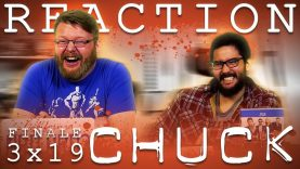 Chuck 3×19 Reaction EARLY ACCESS