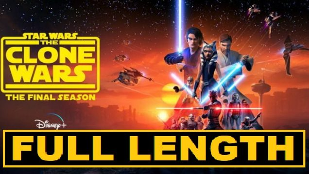 clone wars live full length icon