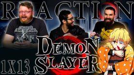 Demon Slayer 1×13 Reaction