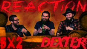 Dexter 5×3 Reaction EARLY ACCESS