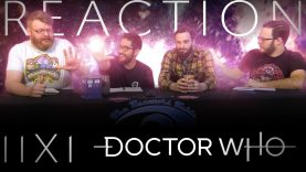 Doctor Who 11×1 Reaction EARLY ACCESS