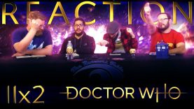 Doctor Who 11×2 Reaction EARLY ACCESS