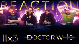 Doctor Who 11×3 Reaction EARLY ACCESS