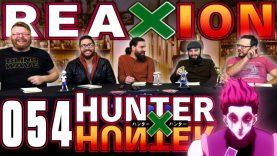 Hunter x Hunter 54 Reaction EARLY ACCESS